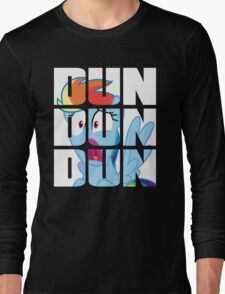 Dun Dun Duuun! Long Sleeve T-Shirt