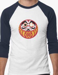 Kabuki Daruma Men's Baseball ¾ T-Shirt