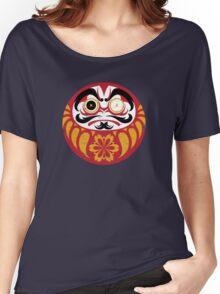 Kabuki Daruma Women's Relaxed Fit T-Shirt