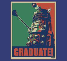 Universirty of Florida Dalek by cerealfordinner
