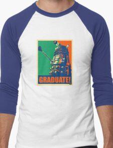 Universirty of Florida Dalek Men's Baseball ¾ T-Shirt