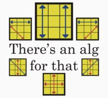 There's an alg for that by Dakota Estes