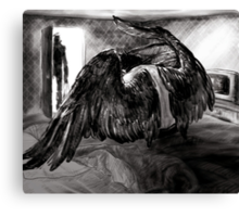 Motel 6 Canvas Print