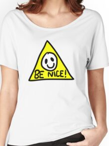 HELPFUL SIGN Women's Relaxed Fit T-Shirt