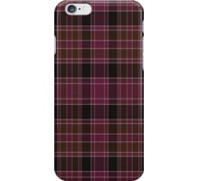 02713 Gloucester County, New Jersey E-fficial Fashion Tartan Fabric Print Iphone Case iPhone Case/Skin