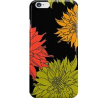 Dahlia iPhone Case/Skin