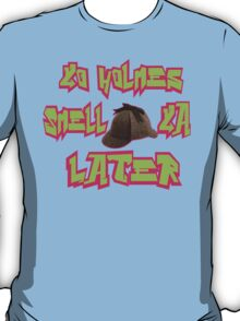 Sherlock Holmes the Fresh Prince of Bel-air T-Shirt