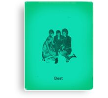 George Best Canvas Print