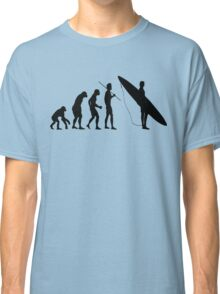 Evolution to Surfer Classic T-Shirt