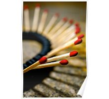Playing With Matches Poster