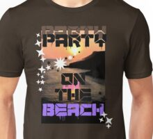 Beach View  Unisex T-Shirt