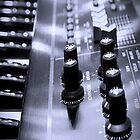 Synthesizer Controls by StephenRphoto