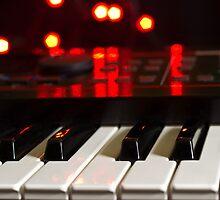 Synthesizer by StephenRphoto