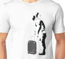astronaut against crisis Unisex T-Shirt
