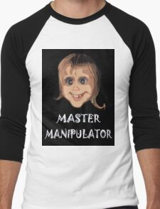 MASTER MANIPULATOR Men's Baseball ¾ T-Shirt