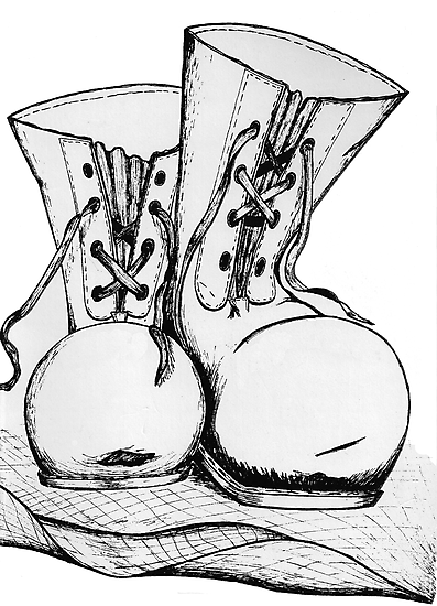 Boots and All by David Fraser