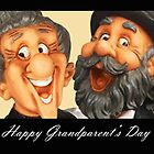 Grandparent's Day Card for Grandparents by Greeting Card Design by Ash