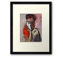 one for henri M Framed Print