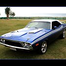 Dodge Challenger by Keith Hawley
