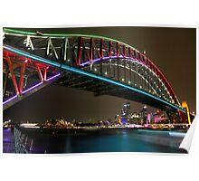 Sydney Vivid Poster