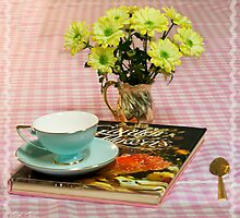 Garden Flowers by Linda Lees