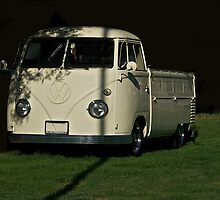 Standing in the Shadows - VW Utility by DaveKoontz