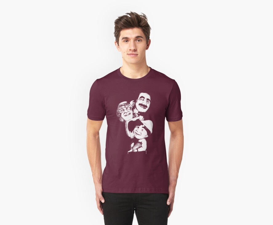marx brothers t-shirts by ralphyboy