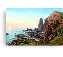 Castle Rock Australia Canvas Print