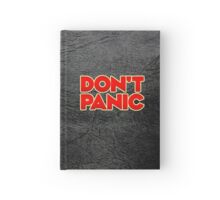 Hitchhiker's Guide to the Galaxy Hardcover Journal