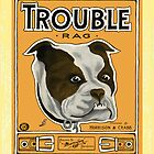 Trouble Rag Time Bull Dog Sheet Music by LABELSTONE
