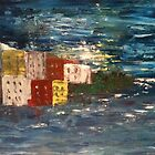 City By The Sea by Denise Tomasura