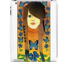 Emo Girl iPad Case/Skin