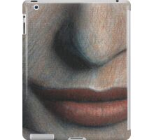 Mouth red iPad Case/Skin