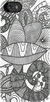 Abstract Black & White by shinyjill