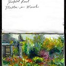 England Sketchbook May 7 Moreton-in-Marsh by Cameron Hampton