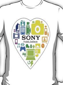 Sony fan shirt or stickers T-Shirt
