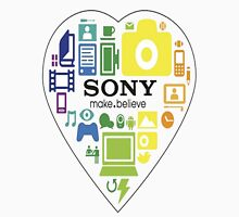 Sony fan shirt or stickers Unisex T-Shirt