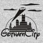 Gotham City - Black by MrHSingh
