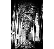 Architectural Symmetry Photographic Print