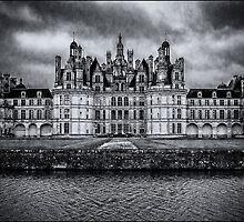 Chambord Chateau by Richard  Lane