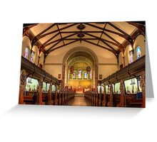 St. Andrew's Church Greeting Card