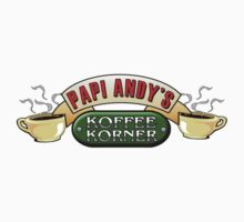 Papi Andy's Koffee Korner by kaptainmyke