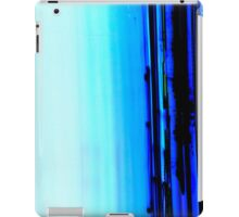 Iight Painting of Inverted Car Lights At The Speed of Light iPad Case/Skin