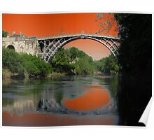 Ironbridge Furnace Poster