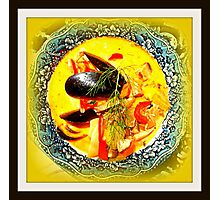 Nova Scotia Seafood Chowder Framed Photographic Print