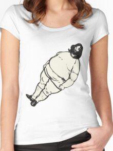 Fat Breakbot Women's Fitted Scoop T-Shirt