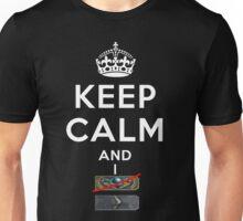 keep calm im silver  Unisex T-Shirt