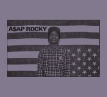 A$AP ROCKY by TheJokerSolo