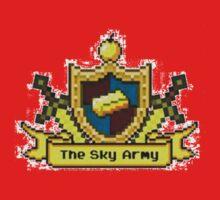 Sky Army Kids Clothes
