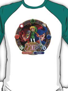 Zelda Oracles T-Shirt